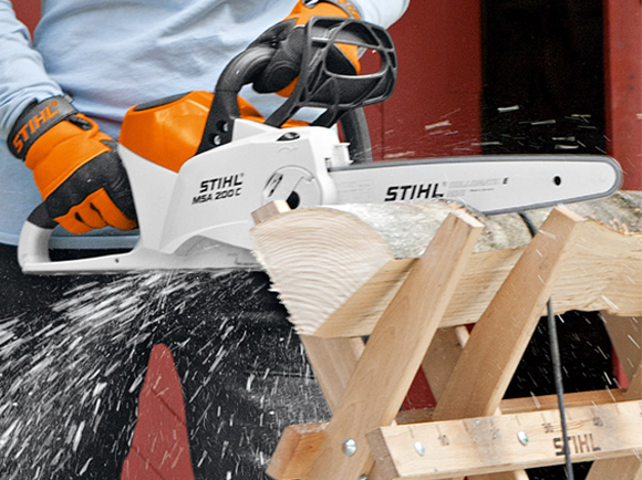 stihl msa200c battery chainsaw pittwater mowerspittwater mowers. Black Bedroom Furniture Sets. Home Design Ideas